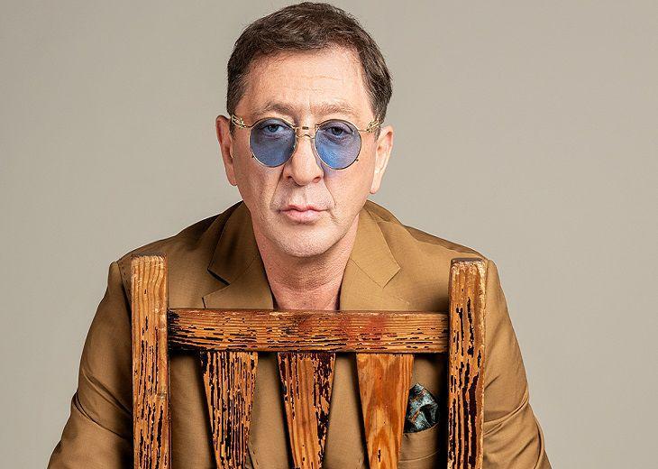 Григорий Лепс снял очки и его перестали узнавать