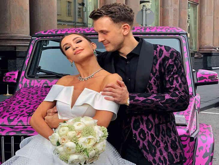 T-killah подарил жене элитный автомобиль