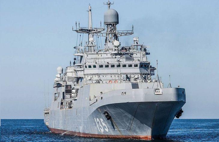 Украина нашла «достойный ответ» большим десантным кораблям России