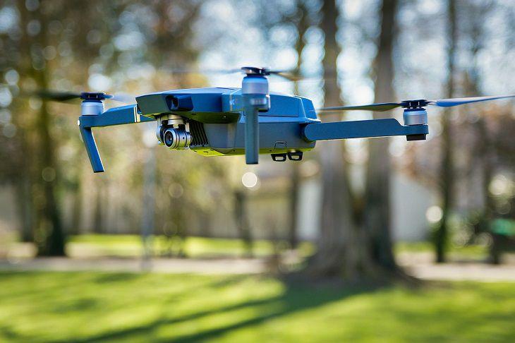 В Беларуси резко сократят количество зон, где дронам можно летать без разрешения