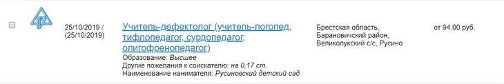 От 330 до 1400 белорусских рублей: сколько зарабатывают в Беларуси педагоги