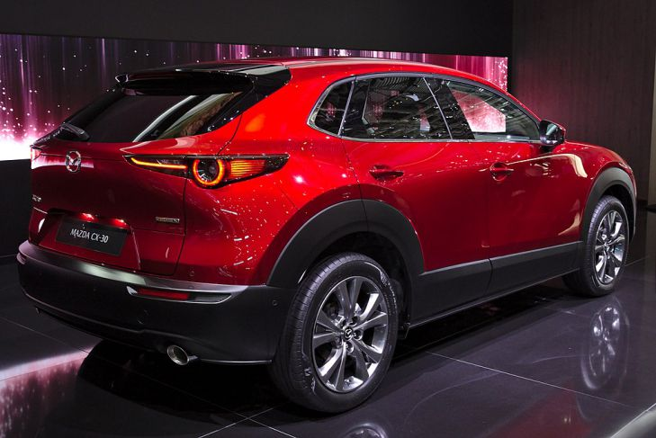 Mazda CX-30 и Tesla Model 3 прошли «лосиный» тест