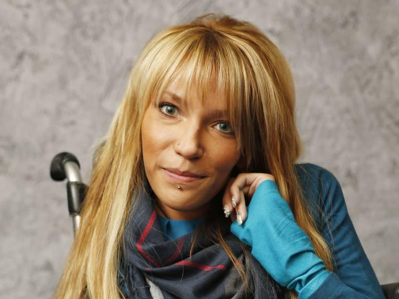 От России на «Евровидение» едет Юлия Самойлова