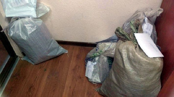 В Витебске изъяли 15 килограммов марихуаны, а в Рогачеве – полтора?