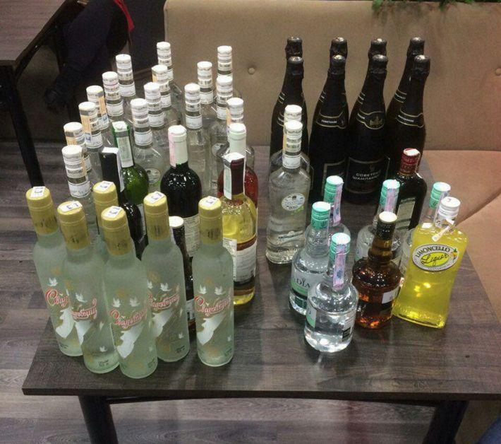 Минчан в двух ночных клубах поили «левым» алкоголем