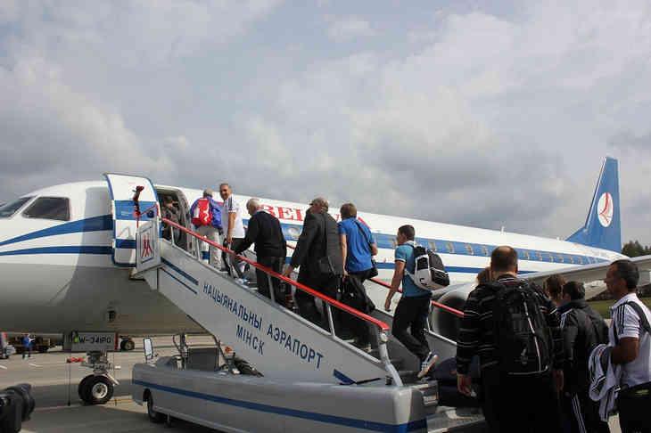 Минск по безвизовому режиму посетили туристы из 68 стран