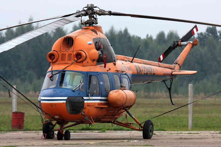 Назван владелец упавшего у Шпицбергена российского вертолета