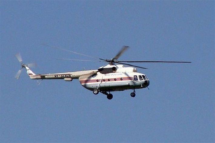 Найдено тело члена экипажа Ми-8, разбившегося на Шпицбергене