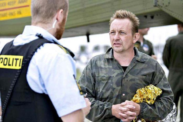 Капитан «Наутилуса» признался, что расчленил тело журналистки
