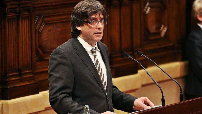 Власти Испании закрыли официальный сайт отстраненного главы Каталонии?