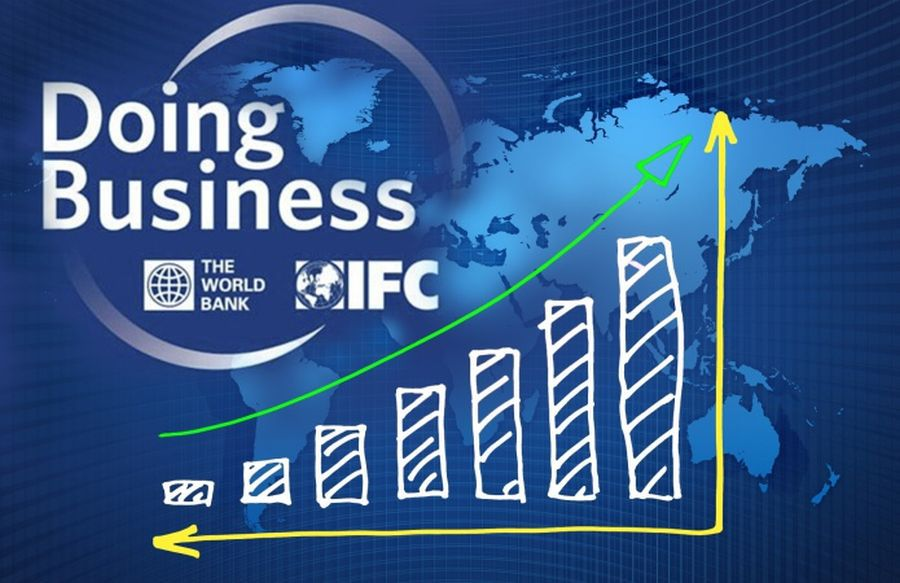 Россия поднялась на 35 место в рейтинге Doing Business