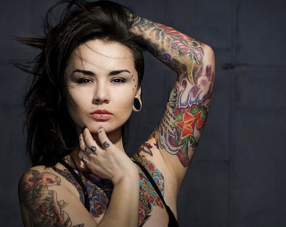 Фото татуировок девы