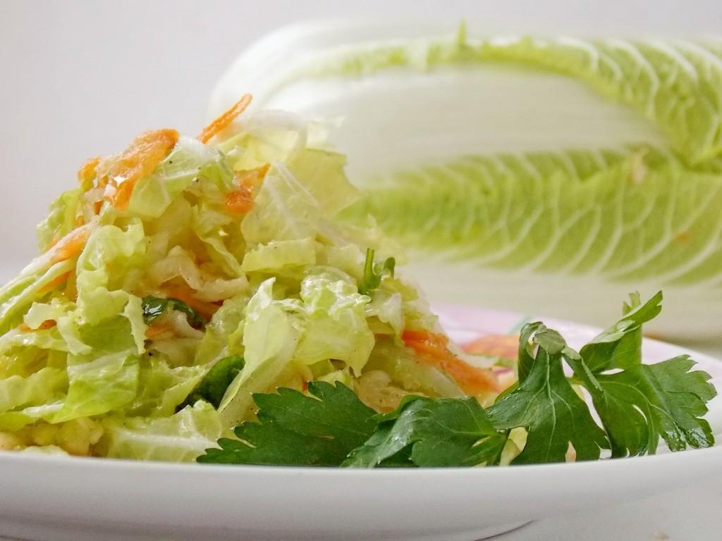 салат римский с пекинской капустой рецепт