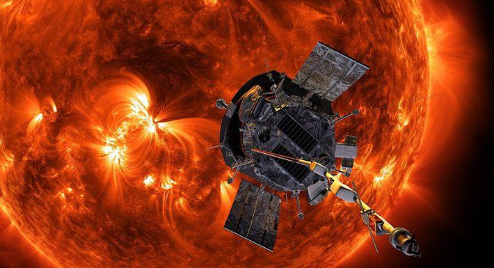 NASA впервые отправит зонд на Солнце