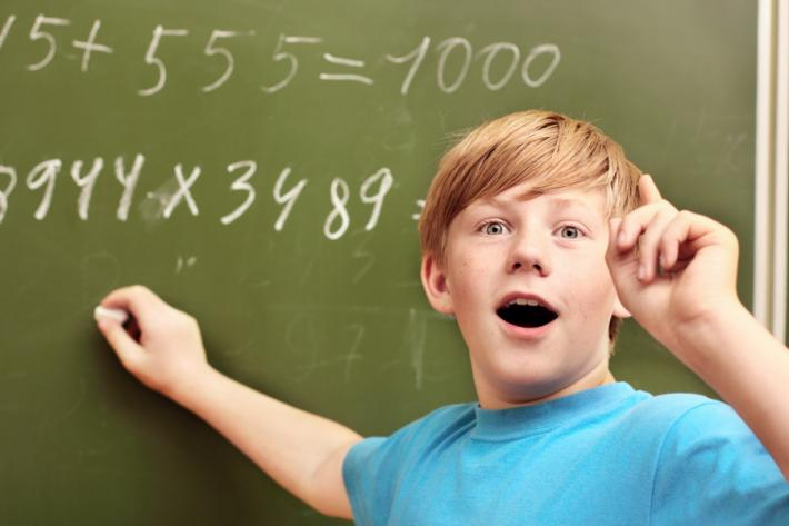 Scientists explain why children with autism are more successful in math