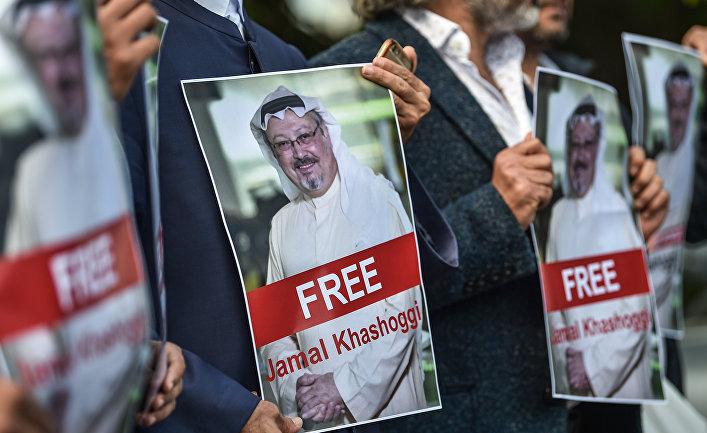 Трамп неисключил введения санкций против Эр-Рияда из-за репортера  WP
