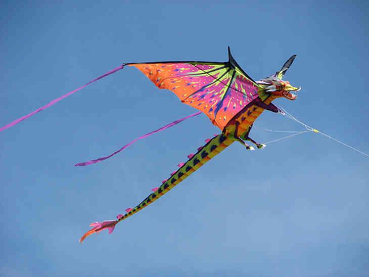 Самый большой воздушный змей