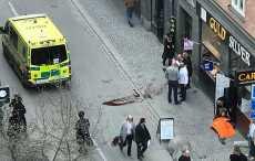 МИД уточняет, есть ли белорусы среди пострадавших в Стокгольме