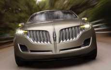 автомобиль Lincoln