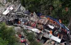 На Филиппинах при падении автобуса в ущелье погибли 24 человека