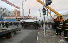 СК возбудил уголовное дело по факту ДТП с участием милицейского автомобиля