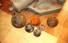 бомбы времён Северной войны
