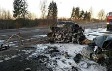 Mazda и Infiniti столкнулись в Дубровенском районе: есть погибшие