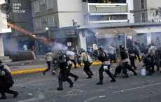 В Венесуэле в ходе протестов гибнут молодые люди