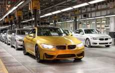 рабочие BMW, ущерб