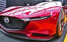 электрокар Mazda