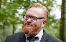 Российский депутат Милонов требует лишить Светлану Алексиевич Нобелевской премии