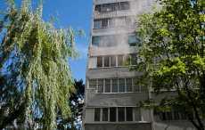 Фотофакт: в Гомеле из-за взорвавшегося телевизора загорелась квартира