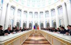 В Кремле идет подготовка к заседанию совета Союзного государства