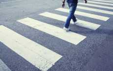 пропуск пешехода