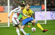Швеции разгромила Беларусь