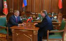 Кобяков: Беларусь и Татарстан должны восстановить товарооборот в 2 млрд долларов
