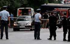 Взорван автомобиль бывшего премьер-министра Греции