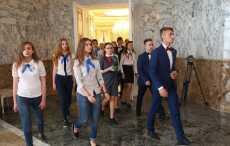 Лукашенко пообщается с белорусскими школьниками в неформальной обстановке