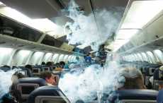 Мужчину, покурившего в самолете, приговорили к 9 годам тюрьмы
