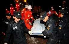 Жертвами взрыва газа в Китае стали пять человек