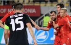 Македония - Беларусь 3:0