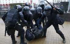В Минске задержали двух украицев