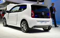 Volkswagen представит «заряженную» модель Up GTI в 2018 году