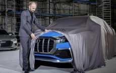 В Детройте дебютирует новый концепт-кар Audi Q8
