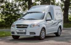 Запорожский автозавод начал выпуск нового фургона ZAZ Vida Cargo