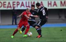 Белорусские футболисты крупно проиграли Македонии