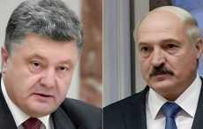 В ближайшее время встретятся Лукашенко и Порошенко