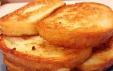 Гренки с картофелем и зеленым луком (ВИДЕО)