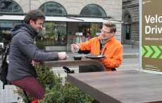 В Швейцарии открыли велокафе