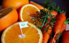Морковь с апельсином и имбирем